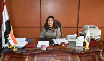 نائب رئيس الجامعة: توفير مكتبات بالمدن الجامعية لخدمة الطلاب