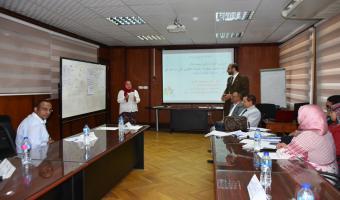 "HRFLDC organizes new training session on ""International Publication Program"""