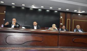 جامعة مدينة السادات تستكمل دورتها التدريبية الزراعية عن تطوير الحاصلات البستانية في ظل التحديات المناخية المتغيرة