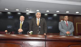 ندوة علمية وتوعوية عن فيروس كورونا بجامعة مدينة السادات