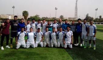 غدآ : المباراة المرتقبة بين منتخبى جامعة مدينة السادات وجامعة القاهرة لكرة القدم بدور الستة عشر ببطولة الشهيد رفاعى