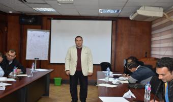 مركز تنمية  القدرات يعقد  دورة  تدريبية  بعنوان