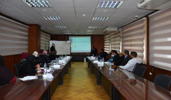 """مركز تنمية القدرات   يعلن عن تنظيم المركز دورة تدريبية  بعنوان """" برنامج النشر الدولى للبحوث العلمية واخلاقيات البحث العلمى """""""