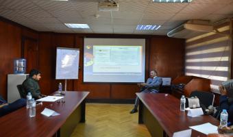 لليوم الثاني مركز تنمية  القدرات  يستكمل دورته التدريبية  بعنوان