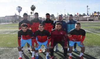منتخب الجامعة لكرة القدم يواصل المسيرة الناجحة ويتأهل إلى دور الثمانية بعد تغلبه على جامعة حلوان