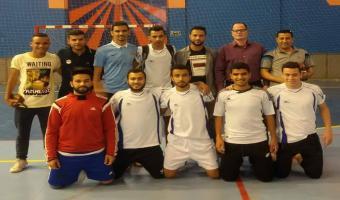 لأول مرة : منتخب الجامعة لكرة القدم الخماسية يصعد إلى دور الثمانية ببطولة الشهيد رفاعى الرابعة والأربعون