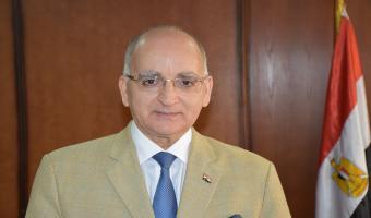 قرار باستمرار الاستاذ الدكتور حمدى عمارة نائبآ لرئيس الجامعة لشئون خدمة المجتمع وتنمية البيئة حتي 31 يوليو 2020