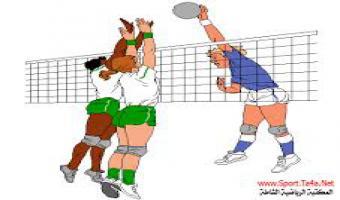 التربية العام  تحقق فوزاً سهلاً على فريق كلية الصيدلة  في منافسات الكرة الطائرة بالدوري الرياضي بالجامعة