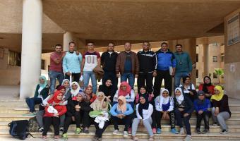 الإدارة العامة لرعاية الطلاب تنهي فاعليات  مسابقات اللياقة البدنية ضمن الدوري الرياضي بالجامعة