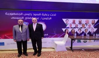 نائبي رئيس الجامعة يشاركان في الدورة الرابعة من المؤتمر الوطني الرابع لعلماء وخبراء مصر في الخارج 2018 بعنوان «مصر تستطيع»،