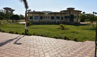 رحلات نصف العام لأعضاء هيئة التدريس بجامعة مدينة السادات