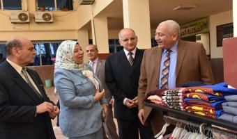 تعيين الدكتورة نهاد كمال عميدآ لكلية السياحة والفنادق بالجامعة