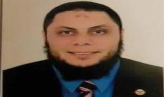 الدكتور/ أكرم أحمد حسنين سلامة -المدرس بكلية الطب البيطري يفوز بجائزة الدولة التشجيعية