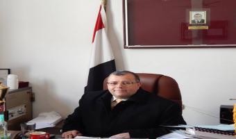 الدكتور شريف محمد علي نائباً جديداً لرئيس الجامعة لشئون التعليم والطلاب