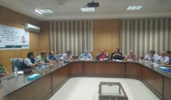جامعة مدينة السادات تشارك في فاعليات أسبوع شباب الجامعات المصرية لمتحدي الإعاقة