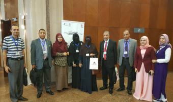 جامعة مدينة السادات تشارك بالمؤتمر القومي العشرين لأخصائي المكتبات والمعلومات