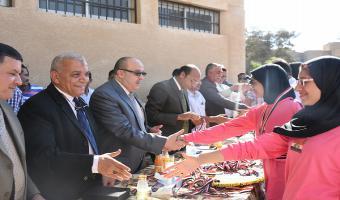 بالصور : مهرجان البيسبول والسوفيتبول بجامعة مدينة السادات