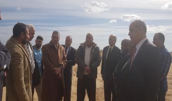 مزرعة بحثية جديدة بجامعة مدينة السادات