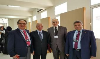 حضور نائب رئيس الجامعة المؤتمر العام لاتحاد الجامعات العربية بلبنان