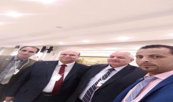 جامعة مدينة السادات تشارك بمؤتمر التميز الحكومى بالتجمع الخامس