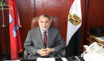 تعيين الأستاذ الدكتور عبدالحميد شاهين عميدآ لكلية التجارة