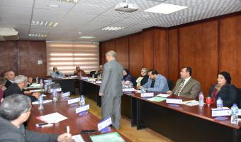 مركز تنمية القدرات يستكمل برنامج الحقيبة التدريبية ليومها الثالث