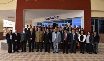 المركز الجامعي للتطوير المهني ينظم مائدة مستديرة لأصحاب الأعمال حول مهارات الخريجيين لمطلوبة في سوق العمل المصري