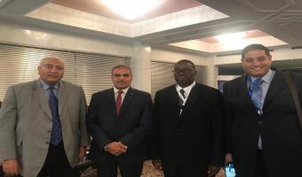 جامعة مدينة السادات تشارك بافتتاح المؤتمر العشرين لاتحاد الجامعات الإفريقية