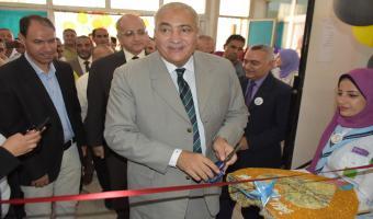 رئيس الجامعة  في زيارة لكليات التربية والتربية للطفولة المبكرة لإستقبال الطلاب الجدد