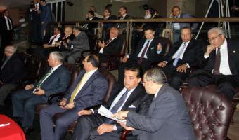 بالصور : رئيس جامعة مدينة السادات يشهد إفتتاح أسبوع شباب الجامعات الحادى عشر بجامعة المنوفية