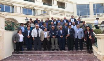 رئيس جامعة مدينة السادات يشارك في ورشة العمل حول قيادة الجامعات وتجارب تدويل التعليم العالي علي مستوي العالم