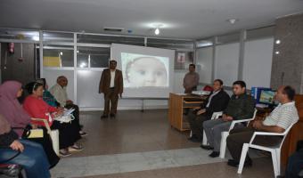 مشروع التدريب يعقد برنامج تدريبى مكثف للإداريين بوحدات وكليات الجامعة