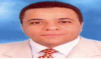 الأستاذ الدكتور /علاء الدين حسين مصطفي عميداً لكلية الطب البيطري
