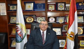 نائب رئيس الجامعة لشئون التعليم يوضح خطوات التقدم بعد القبول بالمدن الجامعية
