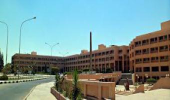 مراكز تدريب فى جميع الالعاب المشاركة بأسبوع شباب الجامعات بجامعة المنوفية