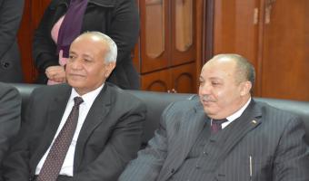 مارس القادم : المؤتمر الدولى الرابع للدراسات والبحوث البيئية بجامعة مدينة السادات