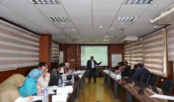 مركز تنمية القدرات يبدأ برنامج تدريبي جديد بعنوان